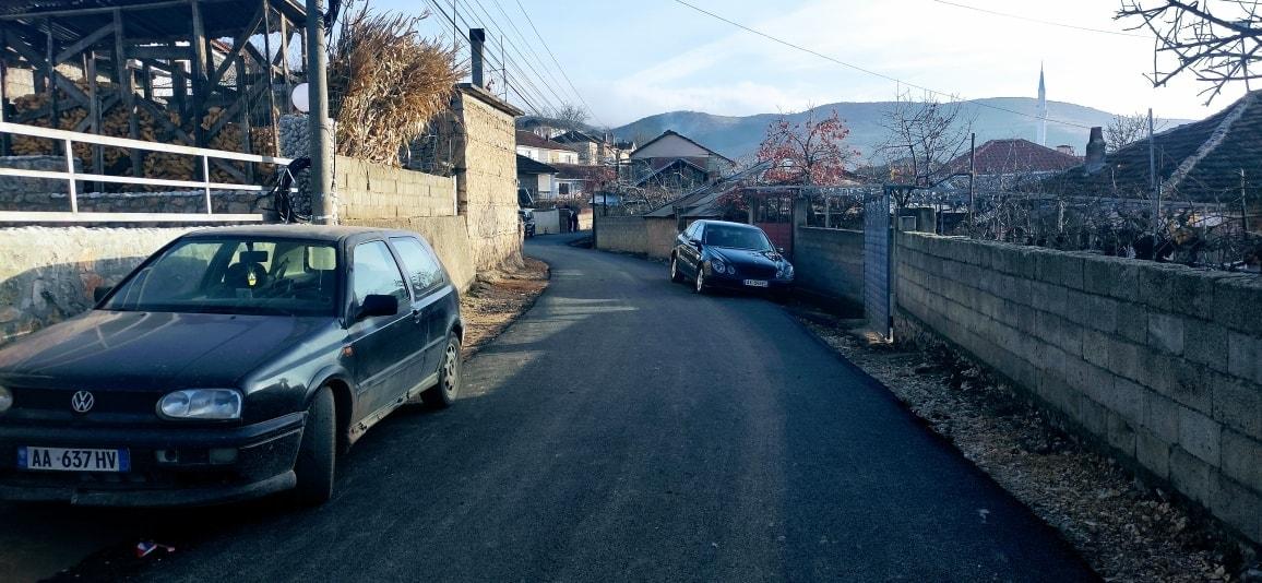Perfundon faza1 e punimeve ne fshatin Guras