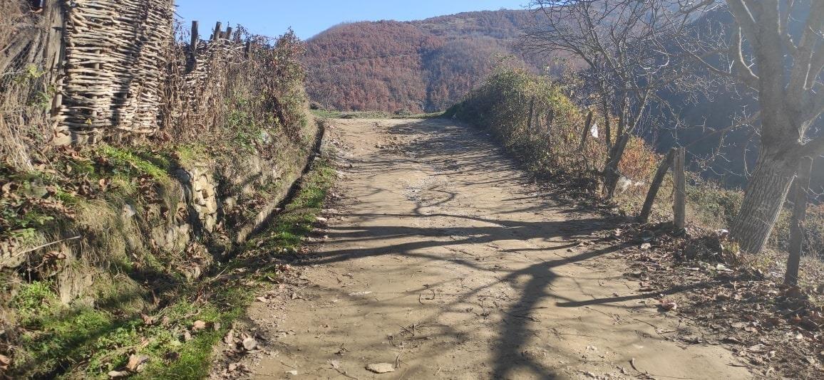 Keshilli i Qarkut financon asfaltimin e rruges se