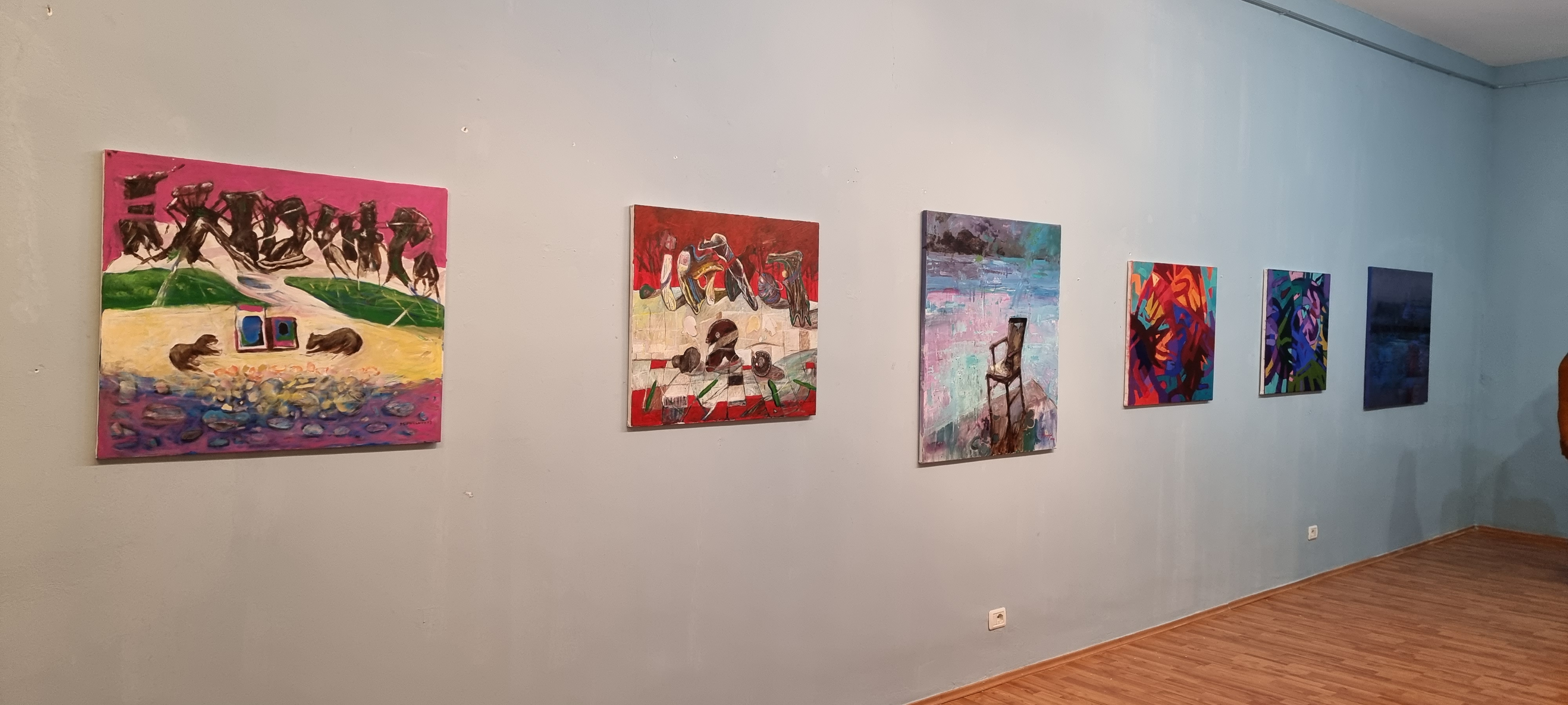 International Art Colony Pogradec 21'