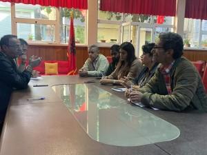 Projekt-Buxheti 2020, konsultim me komunitetin Rom-Egjiptian