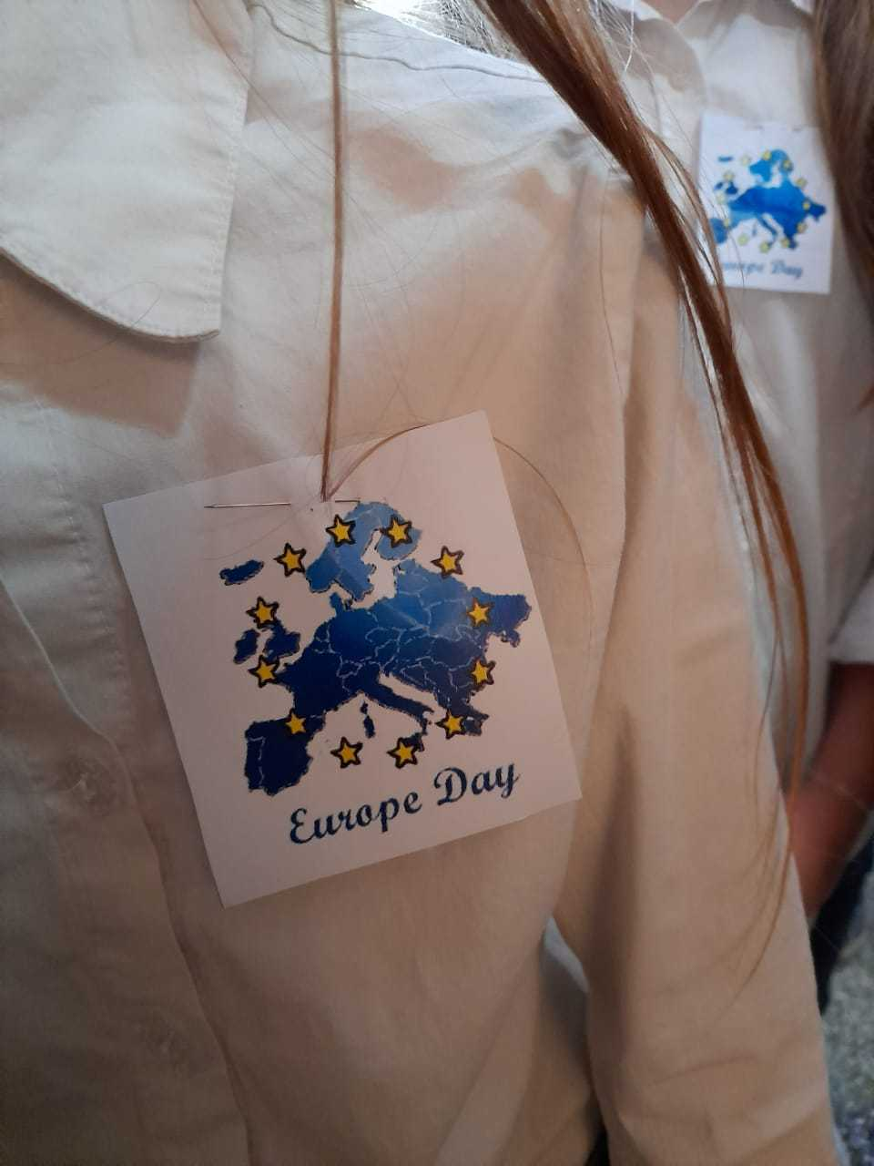 Ditet e Europes, takim me nxenes shkollash