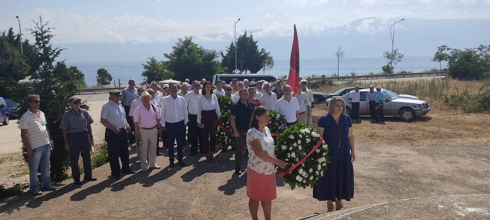 Ceremoni përkujtimore për Betejën e Pojskës